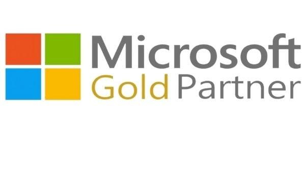 Microsoft Gold Partner logo