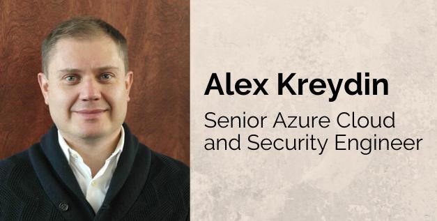 Alex Kreydin