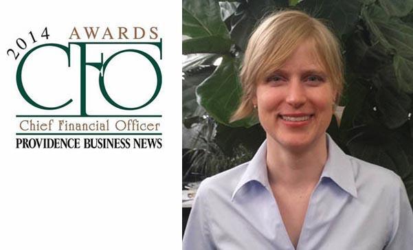 Britte Jessen-Balint CFO Awards PBN