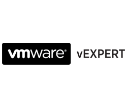 VMware vExpert award